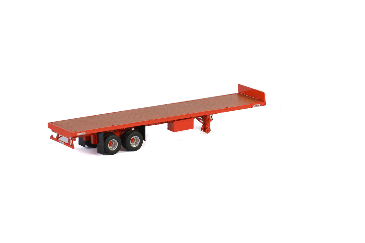 Trailer - Dorseler Flatbed Trailer CLASSIC - 2 AXLE Dorse Trailer