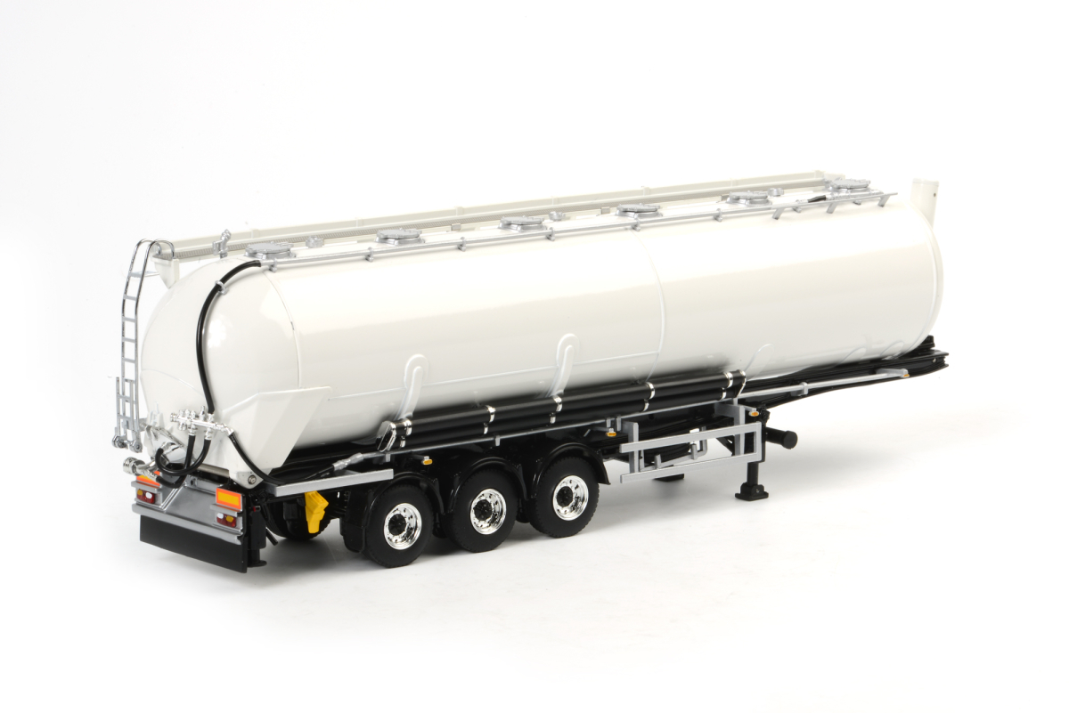 Trailer - Dorseler Buk Powder Tanker Dorse Trailer