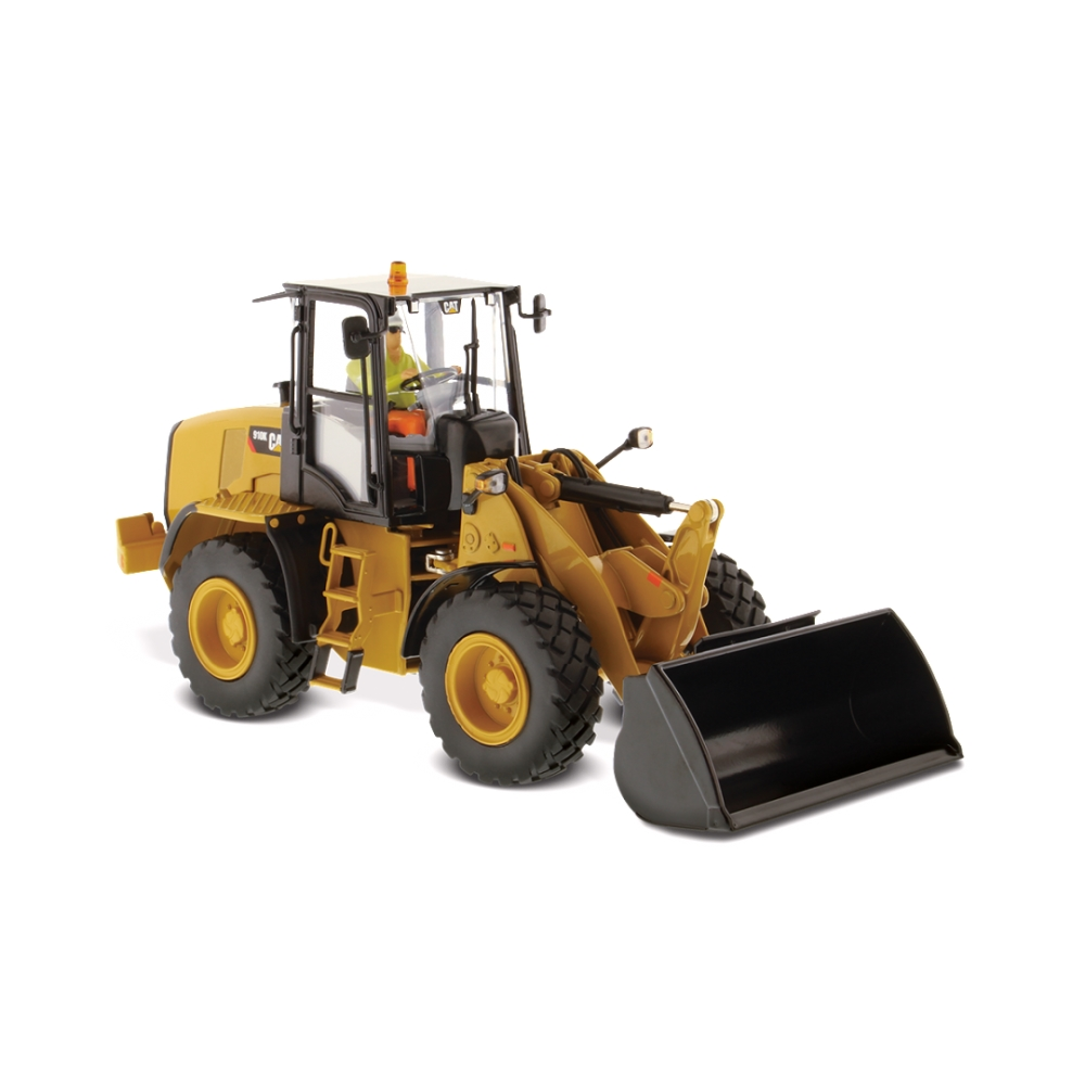 Caterpillar 910K Wheel Loader Lastikli Yükleyici
